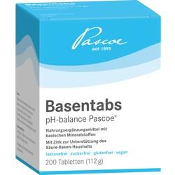 BASENTABS PH BALANCE PASCO